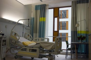 חדר התאוששות בבית חולים