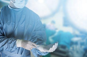 מנתח מתכונן לניתוח