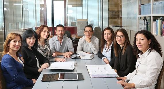 צוות עורכי הדין של המשרד