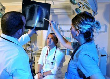 סרטן ריאות אובחן באיחור של שלוש שנים