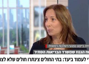 """עו""""ד שירה פרידן בראיון אצל ניב רסקין בנושא ביצוע פרוצדורות רפואיות מיותרות"""